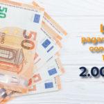 Limite pagamento in contanti dal 1°luglio a 2.000 euro